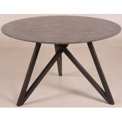 Kendte Let og elegant rundt spisebord Ø120 cm. Køb det online hos Brandi XP-55
