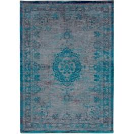 Vintage gulvtæppe Grey/Blue