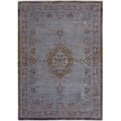 Vintage gulvtæppe Grey/Brown