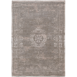 Vintage gulvtæppe Grey/Beige