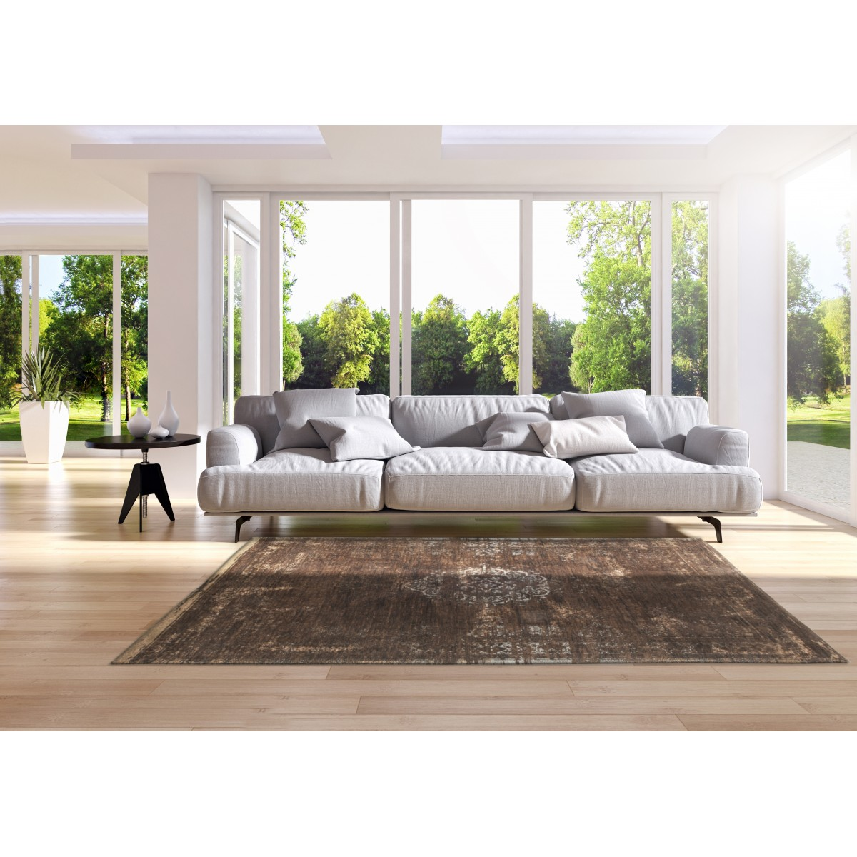 sk nne gulvt pper i vintage style k b dem online hos brandi living. Black Bedroom Furniture Sets. Home Design Ideas