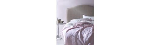 Polstrede sengegavle
