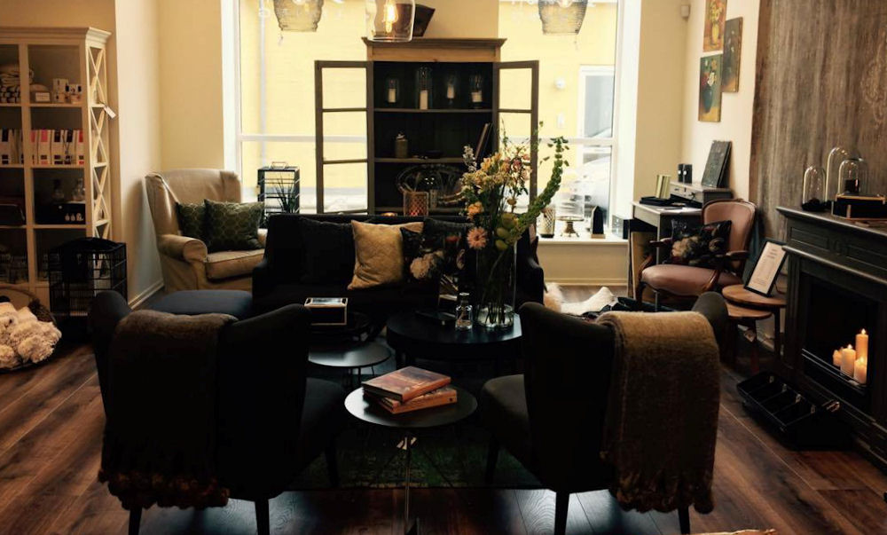 Brandi Livings Showroom